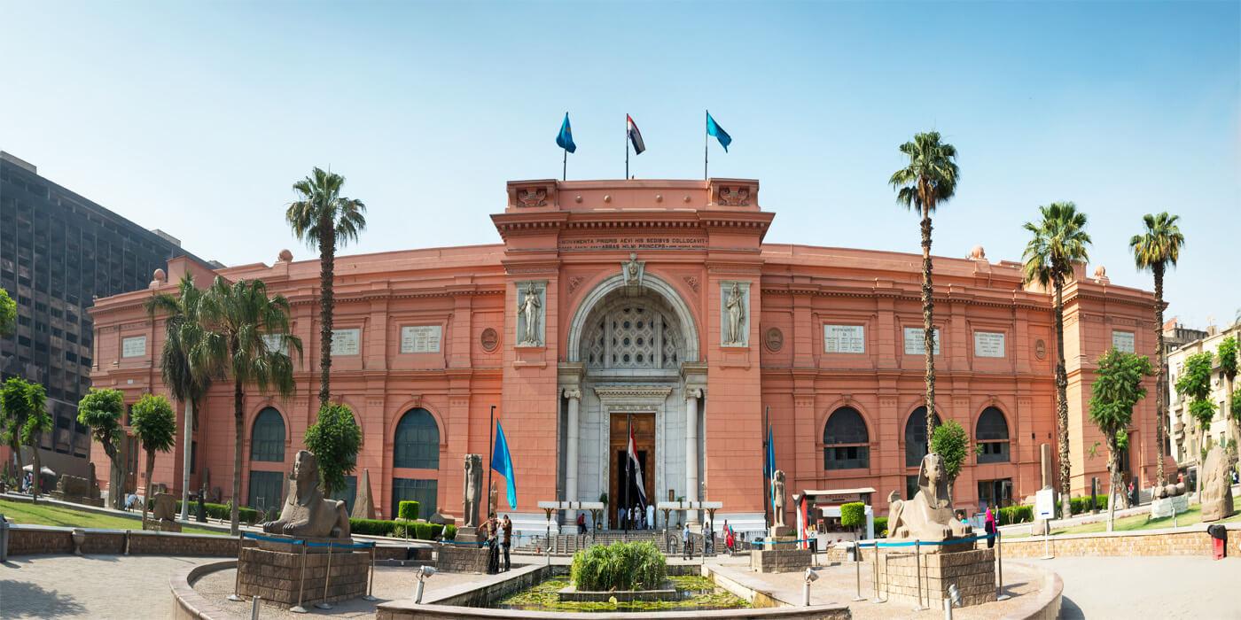 Das Ägyptische Museum (Kairo Museum)
